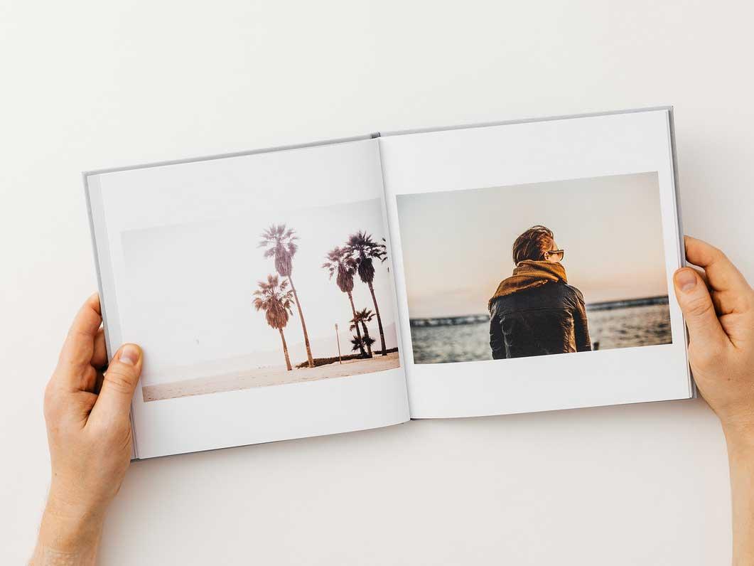 10 Ideas For A Photo Book