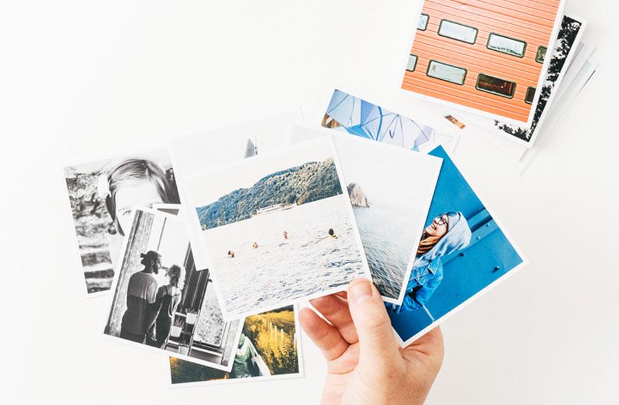 10cm x 10cm Square Prints