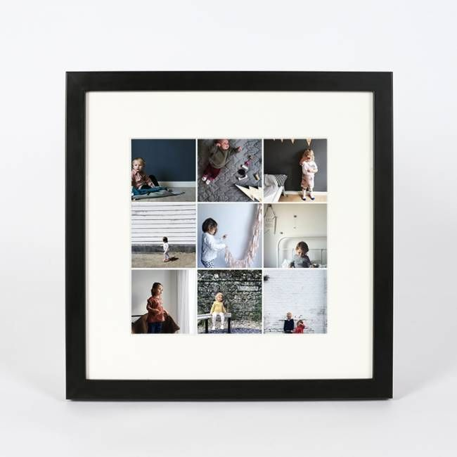 Framed Instagram Prints | Order Online From Inkifi.com