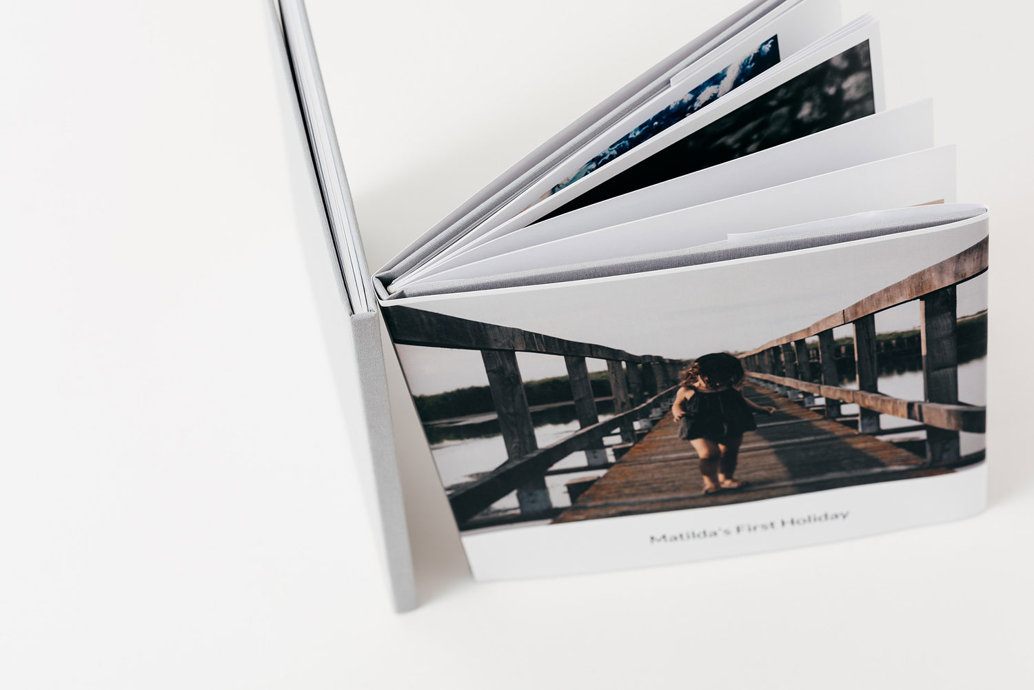 how to make photography book