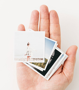 Mini Square Prints