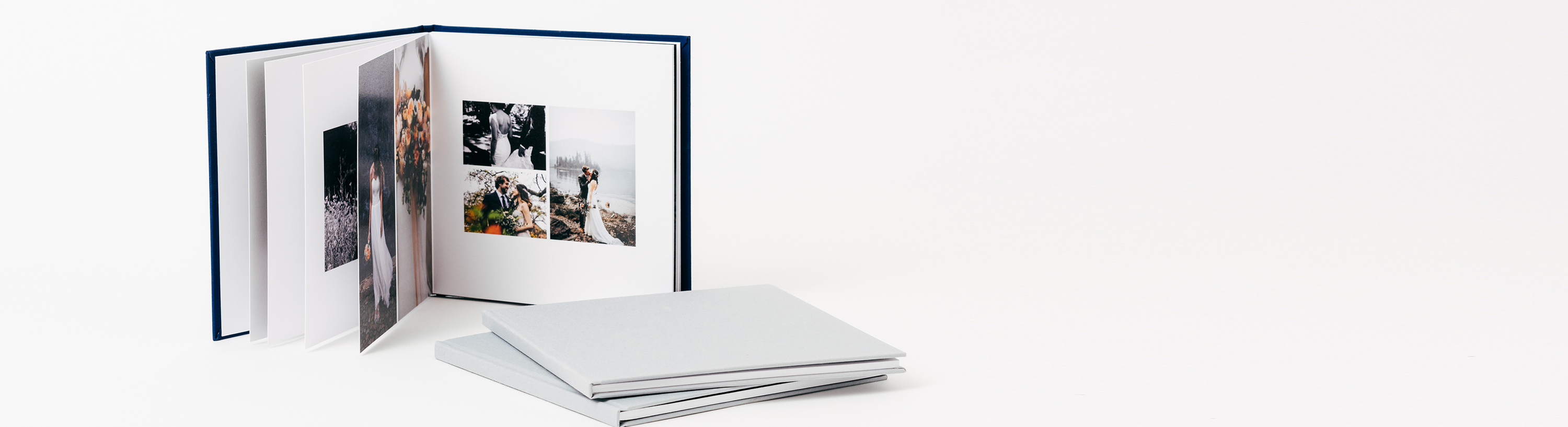 Lay Flat Photo Books
