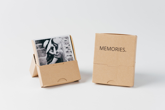 Memories Photo Box