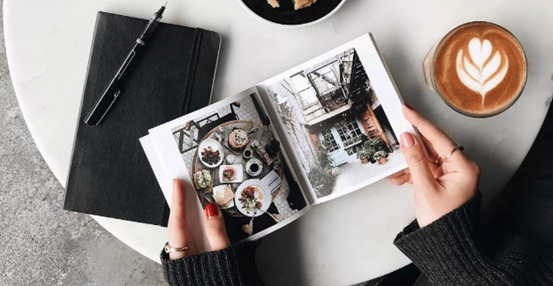 Soft cover photo book printing